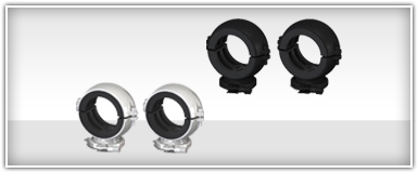 Marine Audio Mounts & Clamps