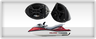 Polaris Jet Ski Speakers