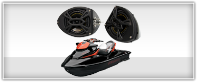 Sea Doo Jet Ski Speakers