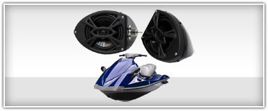 Yamaha WaveRunner Speakers