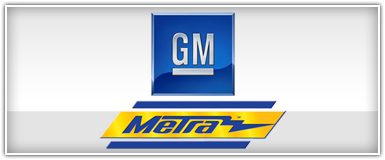 Metra GM Vehicles Speaker Adaptor