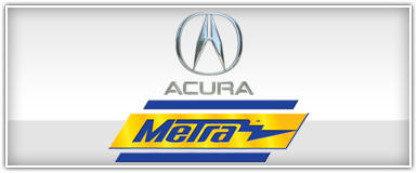 Metra Acura Wire Harness & Wiring Accessories