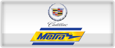 Metra Cadillac Wire Harness & Wiring Accessories