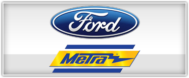 Metra Ford Wire Harness & Wiring Accessories