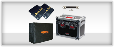 Amplifier Cases, Covers & Straps