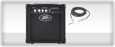 6-Inch Guitar Amplifier Combos