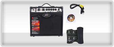 8-Inch Guitar Amplifier Combos