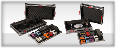 Effect Pedal Boards