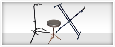 Instrument Stands and Clamps