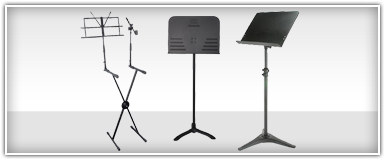Musical Note Stands