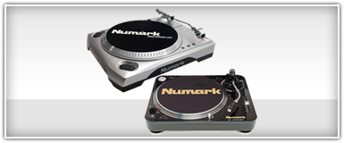 Numark Turntable Media & Software Controllers