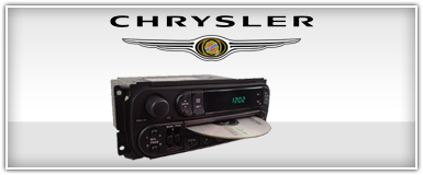 Chrysler Factory Radio