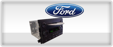 Ford Factory Stereo