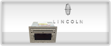 Lincoln Factory Radios