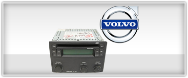 Volvo Factory Radio