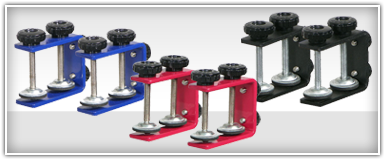 Odyssey Mounting Clamps