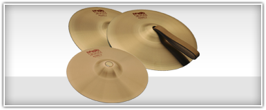 Paiste Accent Cymbals