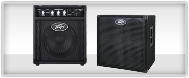Peavey Bass Amplifiers