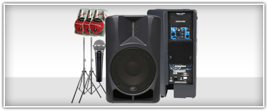 Peavey Speaker Packages