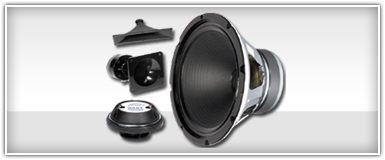 Peavey Speaker Parts and Components
