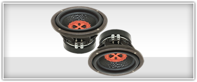 Powerbass 8-Inch Subwoofers