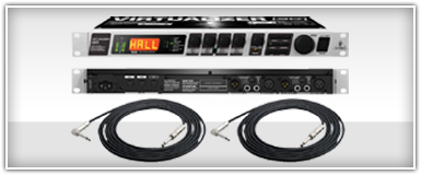 Pro Audio Multi-Effects Processors