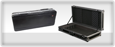 Pro Audio Keyboard & Piano Cases