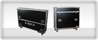 Pro Audio LCD Plasma & LED Cases