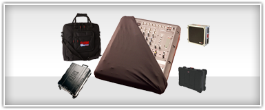 Pro Audio Mixer Cases
