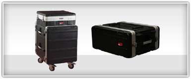 Pro Audio Portable Racks