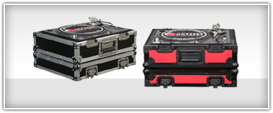 Pro Audio Turntable Cases