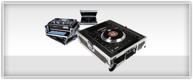 Pro Audio DJ Equipment Cases