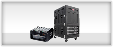 Pro Audio DJ Combo Racks & Cases here at HifiSoundConnection.com