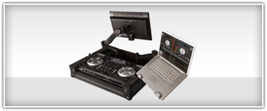 DJ Controller & Interface Cases here at HifiSoundConnection.com