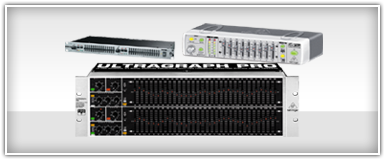 Pro Audio DJ Equipment Equalizers