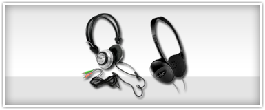 Pro Audio Multimedia PC & Games Headphones