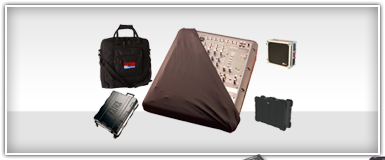 Pro Audio Mixer Racks & Cases
