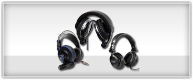 Pro Audio Music Production Headphones