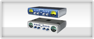 Pro Audio Music Production Preamplifiers