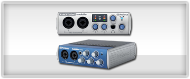 Pro Audio Recording Systems