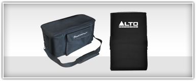 Pro Audio Speaker Gig Bags & Covers
