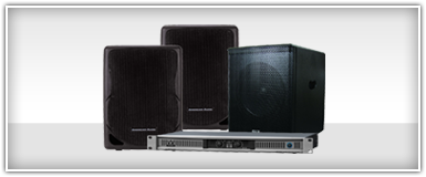 Pro Audio Portable PA Systems