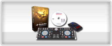 Pro Audio Music Production Software