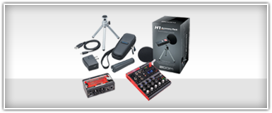 Pro Audio Recording Packages