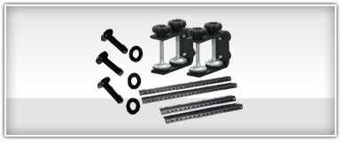 Pro Audio Clamps Trays & Accessories