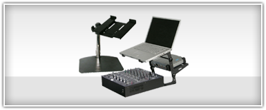 Pro Audio Laptop & Computer Stands