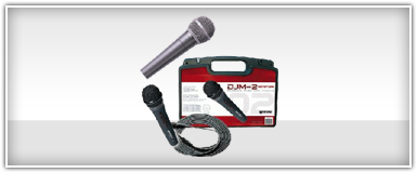 Pro Audio Stage Microphones