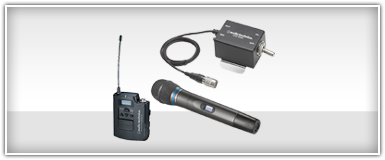 Pro Audio Wireless Microphone Accessories