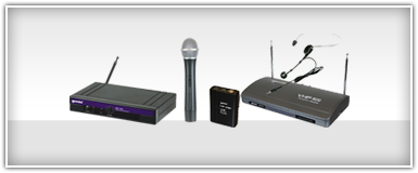 Pro Audio VHF Systems