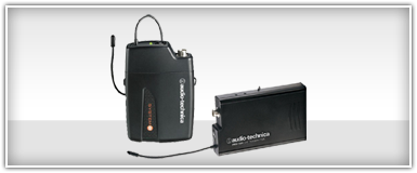 Pro Audio Wireless Transmitters
